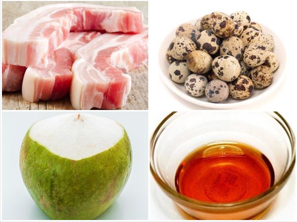 2 cách làm thịt kho trứng cút đơn giản mà ngon đậm đà dễ nấu - 8