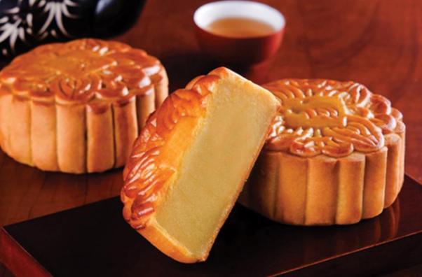 Cách làm bánh Trung thu nhân đậu xanh cho bánh nướng và bánh dẻo - 10