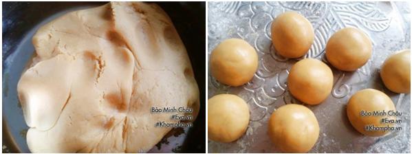 Cách làm bánh Trung thu thập cẩm nướng, dẻo truyền thống đơn giản tại nhà - 5