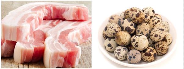 2 cách làm thịt kho trứng cút đơn giản mà ngon đậm đà dễ nấu - 1