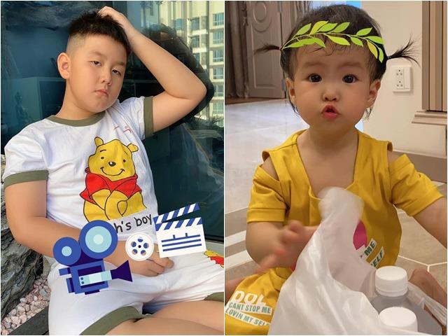 Sao Việt 24h: Lê Phương muốn tương lai con trai thành siêu mẫu, con gái làm Hoa hậu
