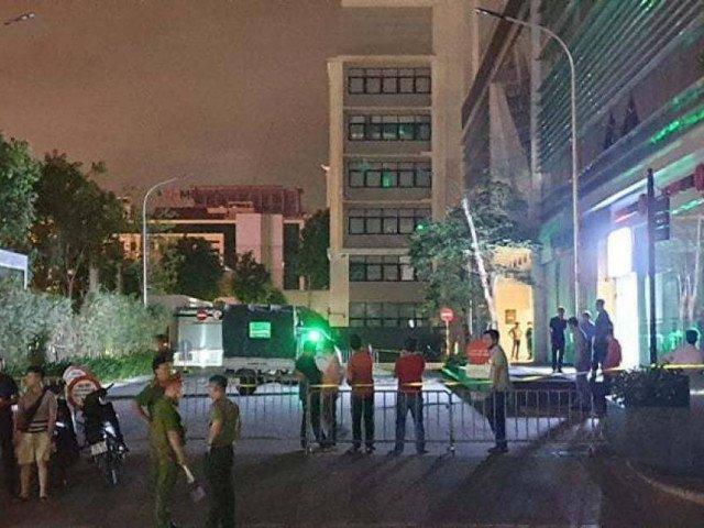 Hà Nội: Nghi vấn nhảy lầu, đôi nam nữ tử vong thương tâm tại Ngọc Khánh