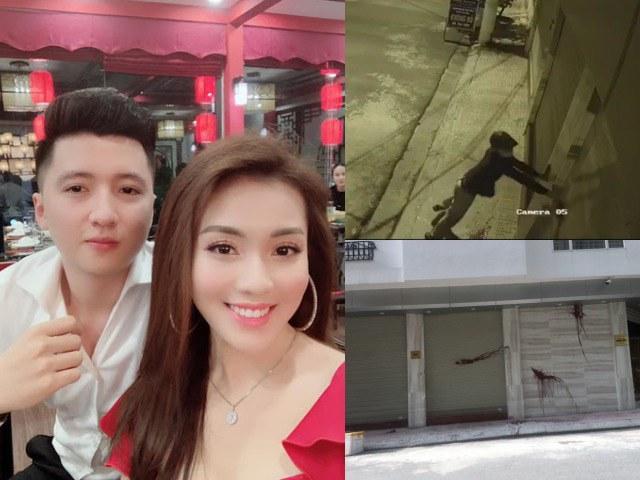 Nhàriêng của Trọng Hưng bị tạt chất bẩn sau tuyên bố dọa khởi kiện vợ cũ Âu Hà My