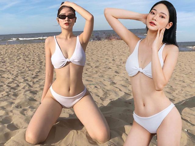Nữ hoàng nội y thi Hoa hậu Việt Nam, body đỉnh cao với loạt bikini liệu có là thế mạnh?
