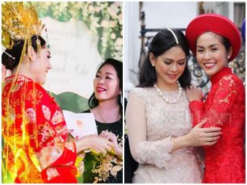 """Bố mẹ chồng tặng quà giá trị: Tăng Thanh Hà có nhà, """"công chúa"""" Khánh Chi còn khủng hơn"""