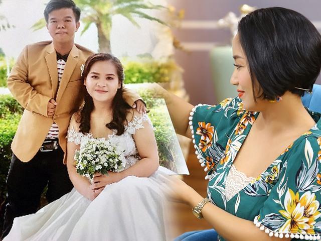 Ốc Thanh Vân ghen tị chuyện tình cô sinh viên y giấu cả nhà đẻ con với chàng tí hon