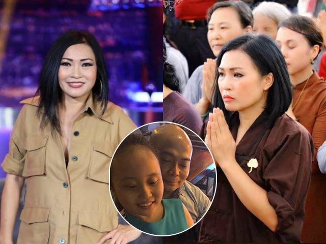Chưa từng nhận bố của con gái là chồng nhưng 4 năm qua Phương Thanh vẫn đến viếng mộ anh