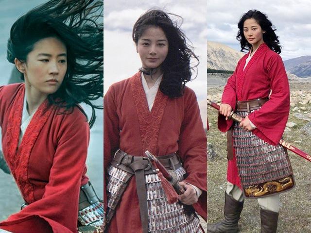 Nhan sắc diễn viên đóng thế Lưu Diệc Phi: Đẹp không kém gì nữ chính, thần thái còn vượt mặt