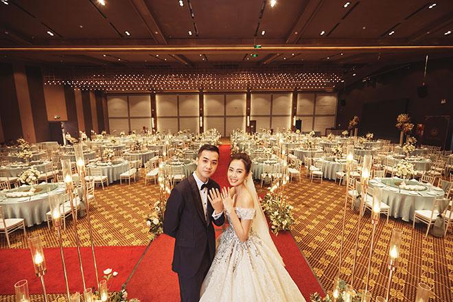 Bỏ túi những bí quyết để có một đám cưới trong mơ