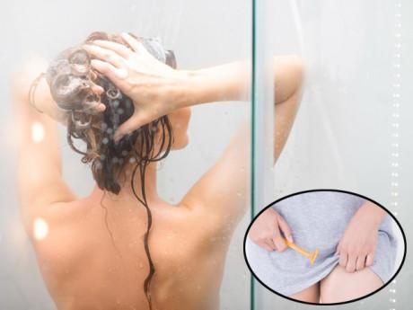 Lông phía dưới rụng nhiều khi tắm có bình thường? 3 trường hợp chị em nên dọn dẹp sạch