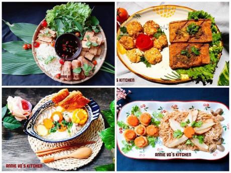 Mẹ đảm Sài Gòn mách cách làm 10 món chay tuyệt ngon cho ngày đầu tháng