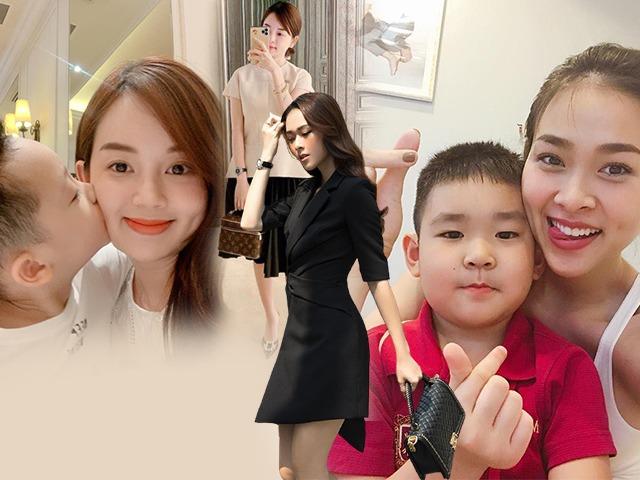Bộ đôi hotgirl đình đám Nam-Bắc làm mẹ đơn thân: mặc sang chảnh quanh năm, dư sức sắm hàng hiệu
