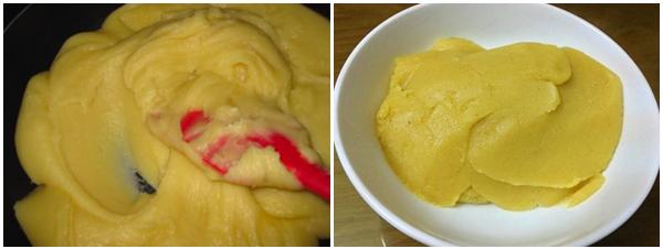 Cách làm bánh cốm ngon dẻo thơm đậm chất Thu Hà Nội - 4