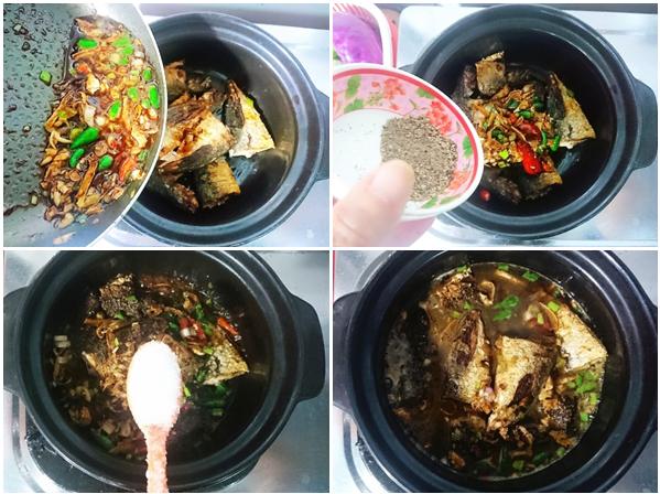 Cách kho cá nục ngon đơn giản dễ làm mà lại đậm đà đưa cơm - 14
