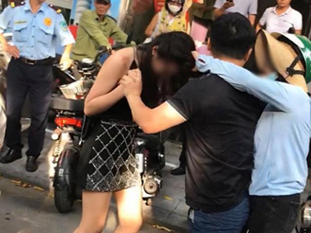 Tin tức 24h: Bất ngờ danh tính của người chồng trong vụ đánh ghen trên phố Lý Nam Đế