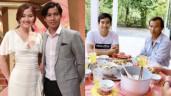 Ly hôn Ngọc Lan gần 1 năm, Thanh Bình vẫn hết lòng với gia đình vợ cũ