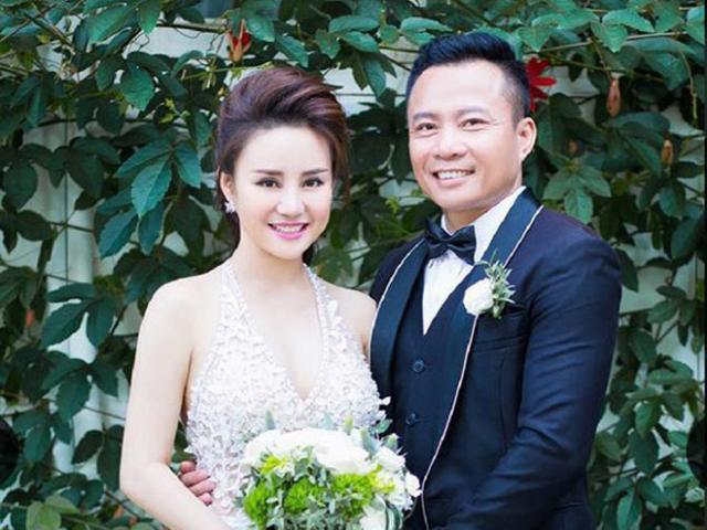 Chân dung đại gia đám cưới với nữ ca sĩ kém 15 tuổi, tặng vợ biệt thự 40 tỷ đồng