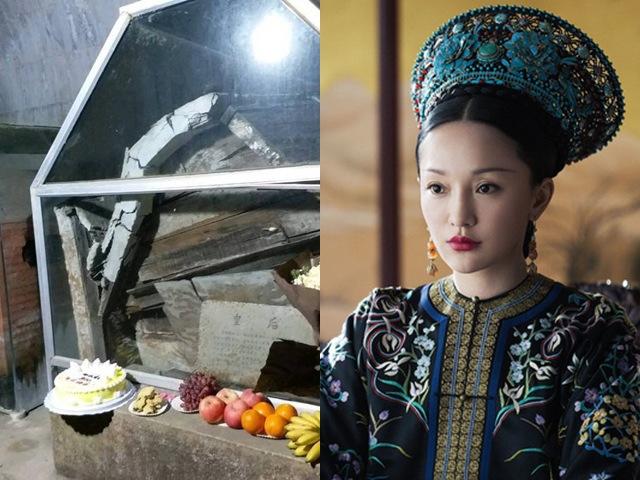 Cạnh mộ quý phi của Càn Long có hài cốt một phụ nữ, ai cũng sốc khi biết danh tính