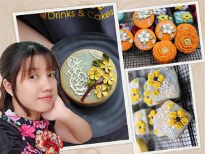 Mẹ Cần Thơ làm bánh đẹp-độc-lạ nhất miền Tây, mùa Trung thu ẵm hàng trăm triệu/tháng