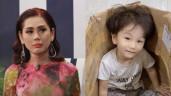 Con trai 2 tuổi ngọng nghịu nói nhớ mẹ, Lâm Khánh Chi nghẹn ngào muốn khóc
