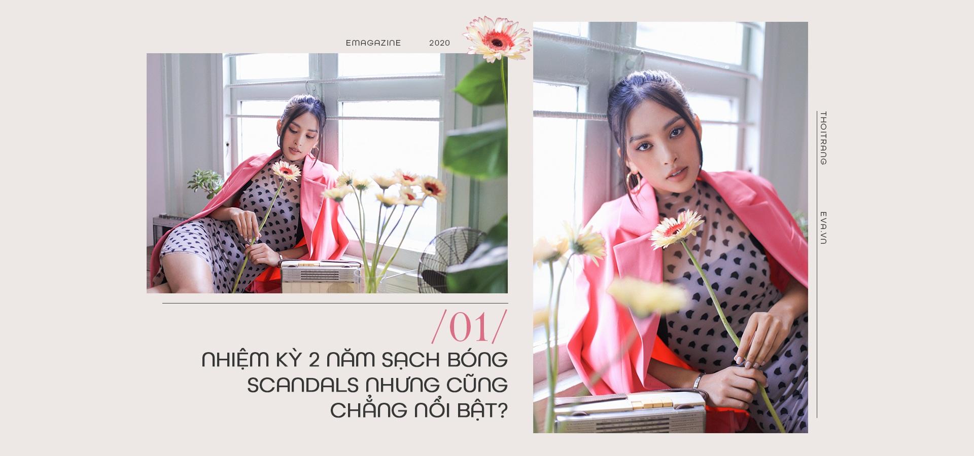 TIỂU VY: Tôi mơ hồ với danh xưng Hoa hậu đẹp nhất lịch sử Việt - 2