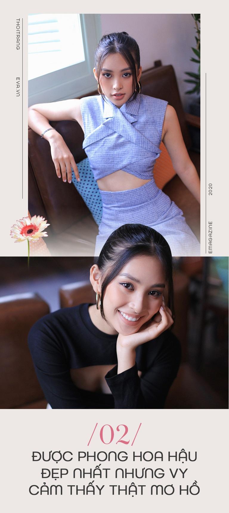 TIỂU VY: Tôi mơ hồ với danh xưng Hoa hậu đẹp nhất lịch sử Việt - 7