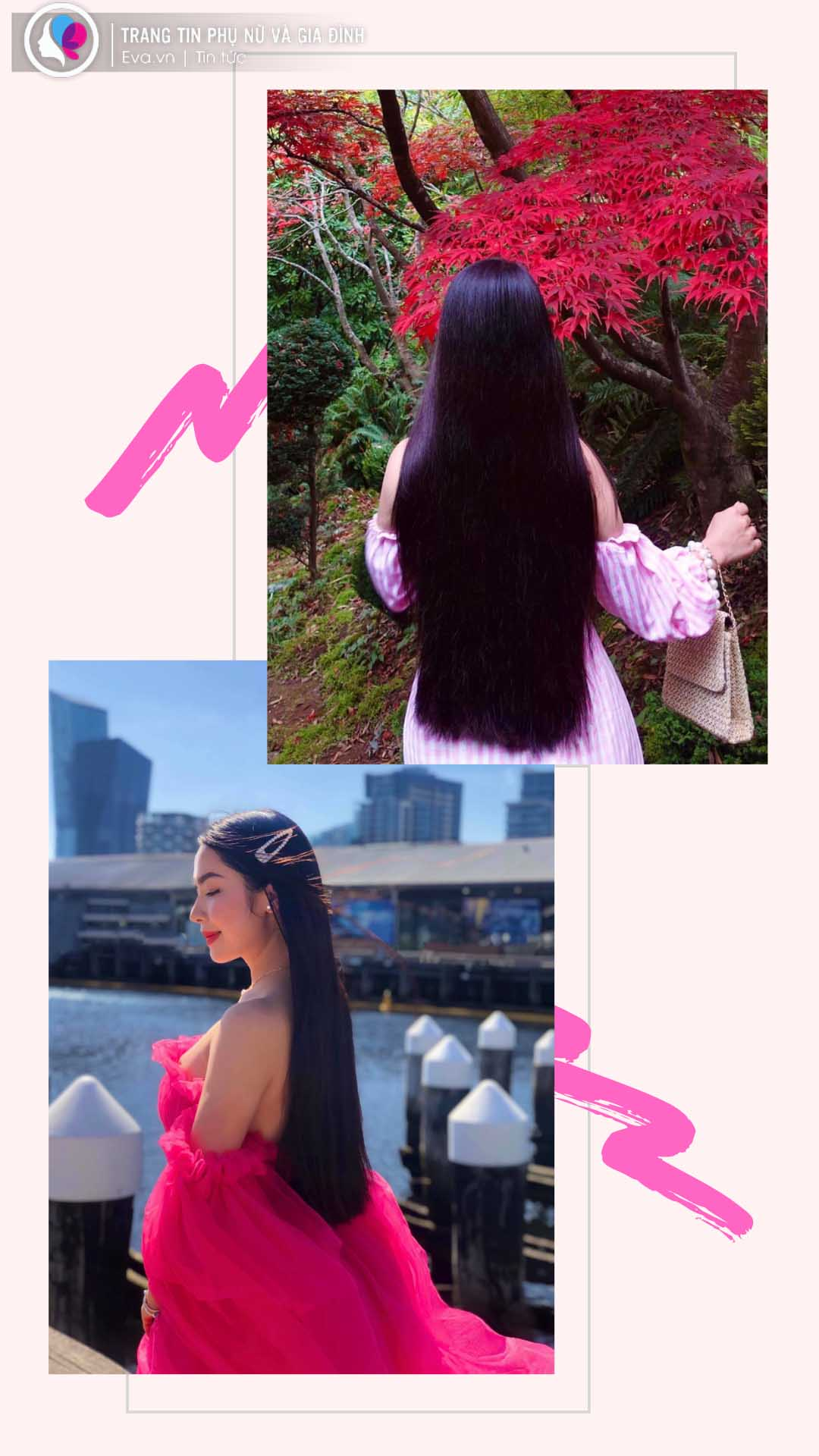 Gặp nàng công chúa Rapunzel đời thực, chăm sóc tóc dài bóng khoẻ chỉ từ nguyên liệu giá vài nghìn