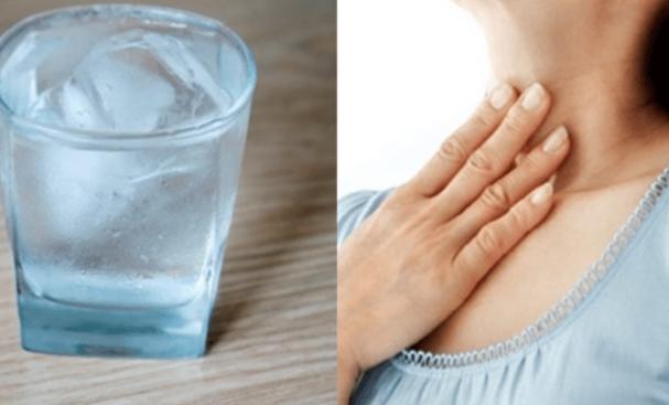 Bà bầu uống nước đá được không, có ảnh hưởng đến thai nhi không? - 3