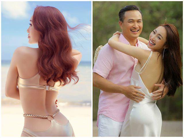 Sao Việt 24h: Vợ xinh kém 16 tuổi của Chi Bảo xác nhận mang thai sau 4 tháng kết hôn