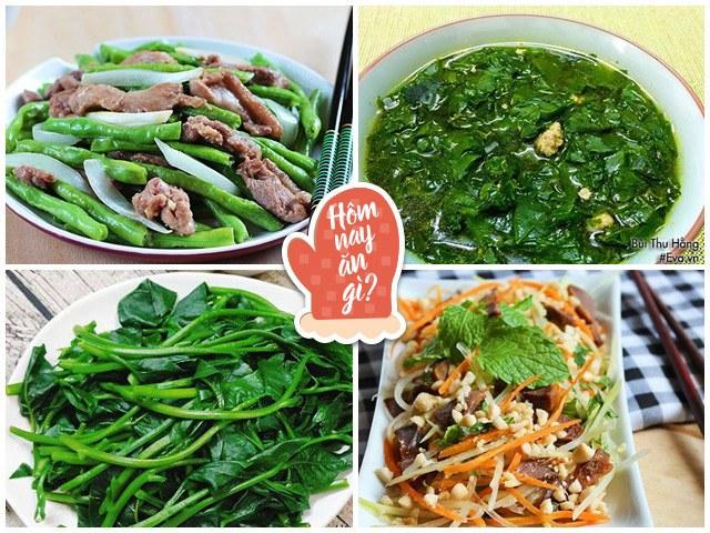 Hôm nay ăn gì: Vợ nấu cơm ngon thế này bảo sao chồng cứ tan làm là về nhà ngay!
