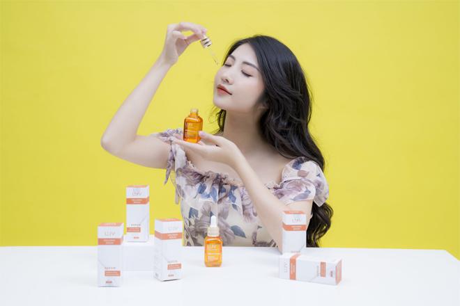 """Bí mật của serum nám LUV – sản phẩm đang """"hot"""" trong thời gian gần đây"""