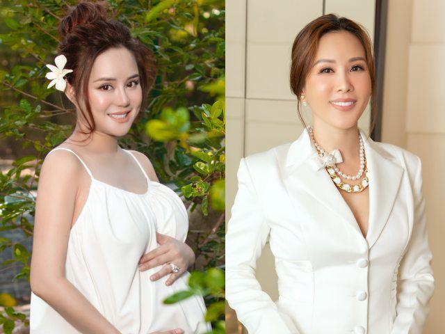 Vy Oanh sắp sinh vẫn phải ra mặt bóc phốt ngược Hoa hậu 3 con