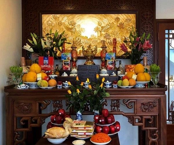 Cách cắm hoa bàn thờ Phật, ngày cưới, ngày Tết đơn giản mà đẹp - 5