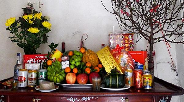 Cách cắm hoa bàn thờ Phật, ngày cưới, ngày Tết đơn giản mà đẹp - 1