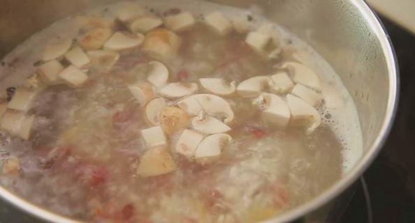 Cách nấu cháo đậu đỏ thơm ngon cho mẹ và bé cực đơn giản - 10