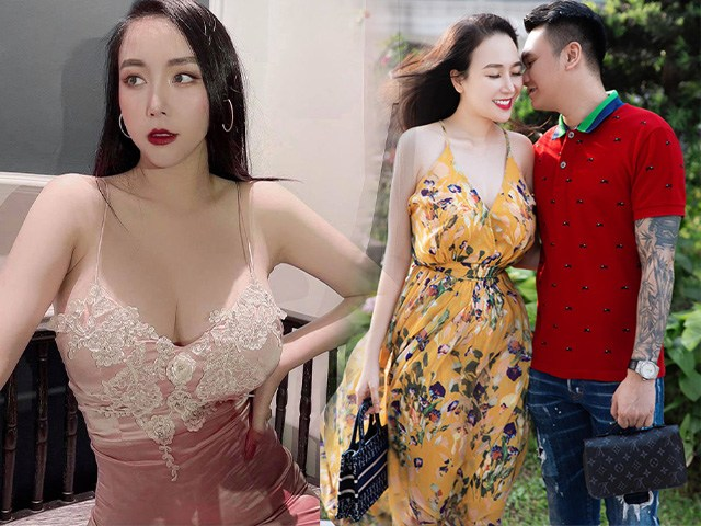 Vợ DJ của Khắc Việt sinh đôi, về dáng thần tốc: Ngực tròn một mét, eo tí hon