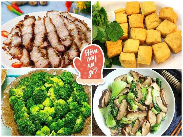 Hôm nay ăn gì: Vợ dọn bữa cơm tuyệt ngon, từ chồng đến con ai cũng thích mê