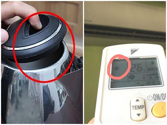 Đừng dùng ấm đun nước theo kiểu này, tốn điện hơn lại còn nhanh hỏng đồ, đóng cặn