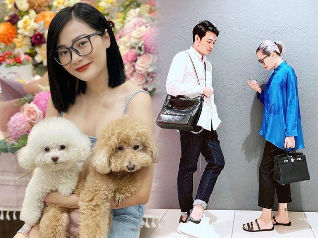 Em gái hoàng tử Quang Vinh xinh đẹp sành điệu, có gu ăn mặc khác hẳn anh trai