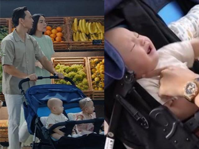 Hồ Ngọc Hà phân trần cho cặp song sinh quay quảng cáo từ bé và số tiền kiếm được
