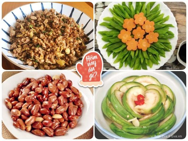 Hôm nay ăn gì: Tiết kiệm mùa dịch, vợ nấu bữa ăn hơn 80k được 4 món ngon, trôi cơm