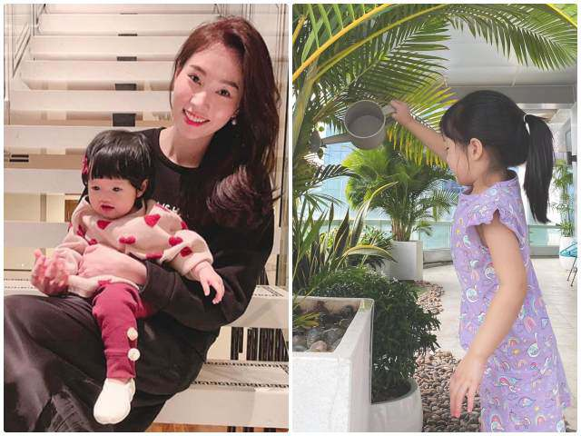 Con gái Đặng Thu Thảo lớn nhận không ra: Trổ nét giống mẹ, được bà trùm Hoa hậu để ý