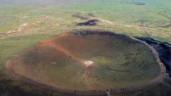 Ngắm vẻ đẹp của ngọn núi lửa phun trào cách đây 10.000 năm