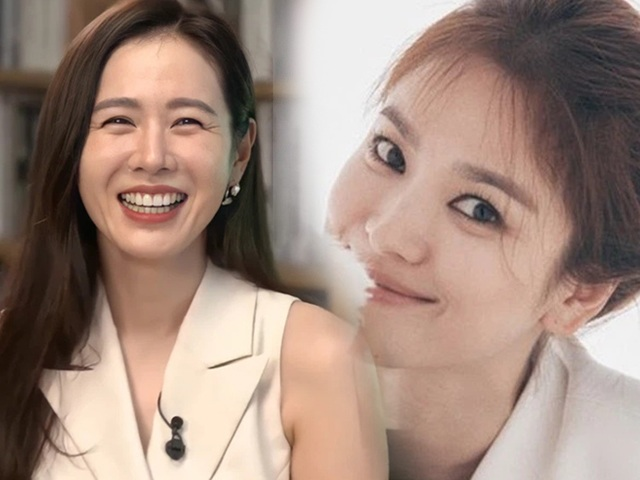 Tưởng trẻ bất bại, Song Hye Kyo-Son Ye Jin vẫn lộ khuyết điểm chí mạng, son phấn khó cứu!