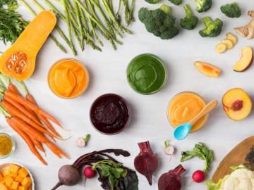 Thực đơn ăn dặm truyền thống cho bé 6 tháng giàu dinh dưỡng