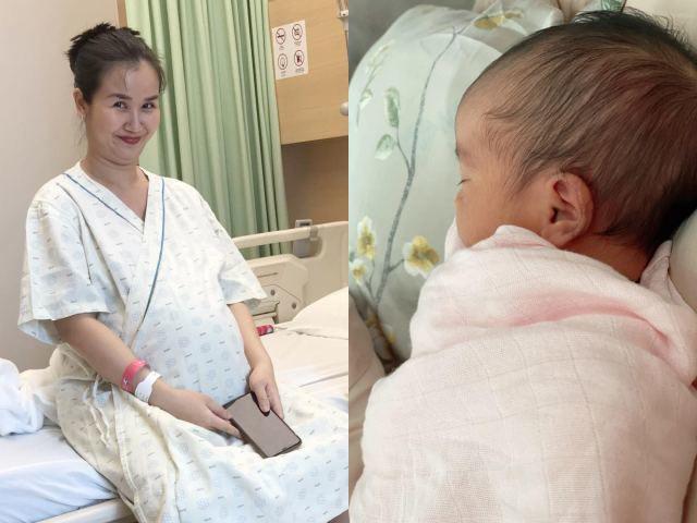 Sau 9 ngày sinh con lai giống hệt chồng Ấn Độ giữa dịch, Võ Hạ Trâm phải đi xin ăn