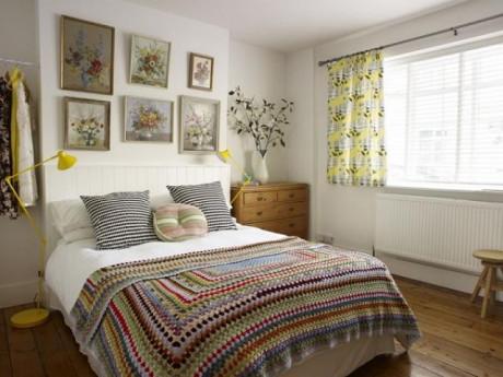 Cách trang trí phòng ngủ đẹp, đơn giản, tiết kiệm vô cùng dễ làm