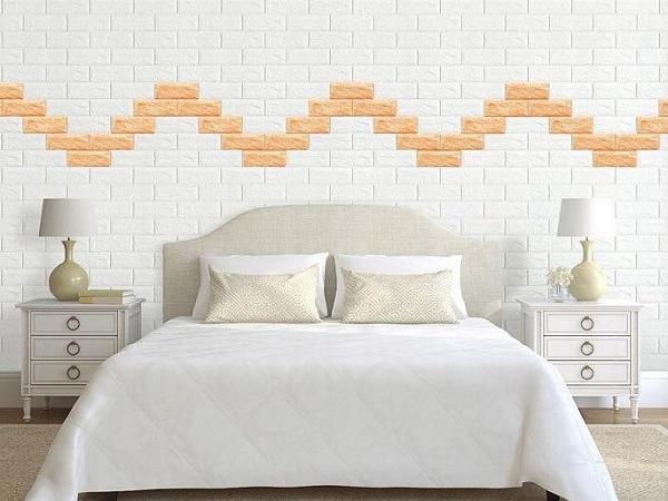 Cách trang trí phòng ngủ đẹp, đơn giản, tiết kiệm vô cùng dễ làm - 3