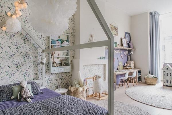 Cách trang trí phòng ngủ đẹp, đơn giản, tiết kiệm vô cùng dễ làm - 10