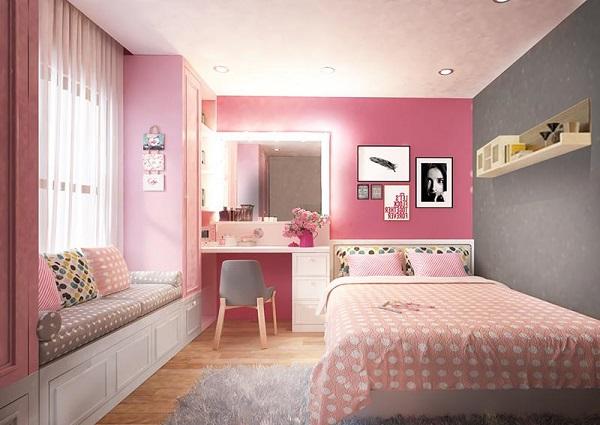 Cách trang trí phòng ngủ đẹp, đơn giản, tiết kiệm vô cùng dễ làm - 9